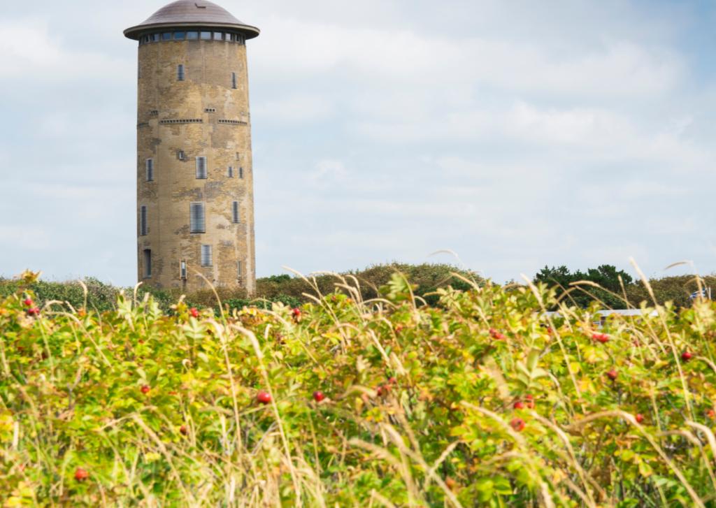 Watertoren Domburg By Juuls